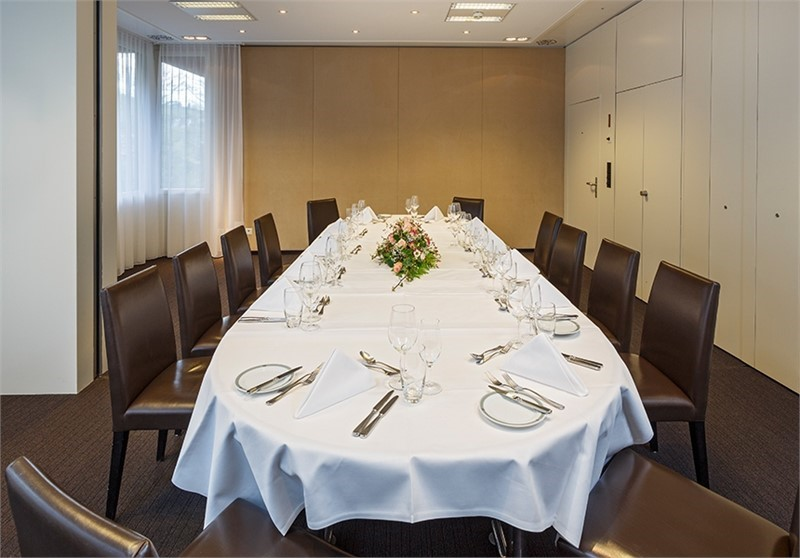 Hotel Du Parc - welcome hotels Baden - Salon V+VI - Seminarhotelsschweiz - MICE Service Group